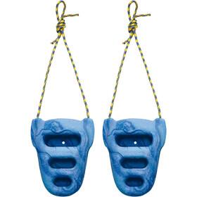 Metolius Rock Rings 3D Uchwyty treningowe, niebieski